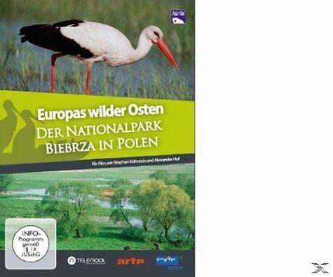 DVD »Europas Wilder Osten: Der Nationalpark Biebrza...«