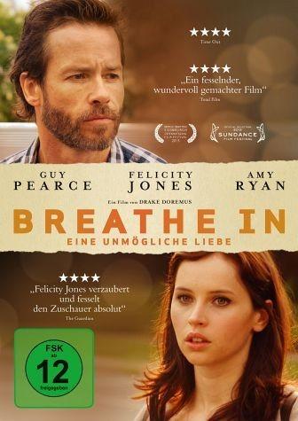 DVD »Breathe In - Eine unmögliche Liebe«