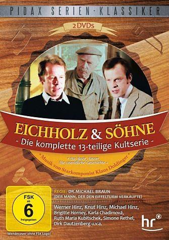 DVD »Eichholz & Söhne (2 Discs)«