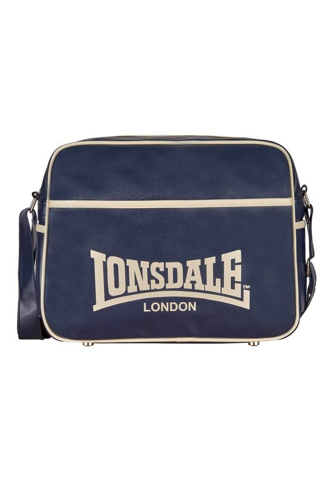 Lonsdale Tasche PETE »PETE« in Navy/Sand