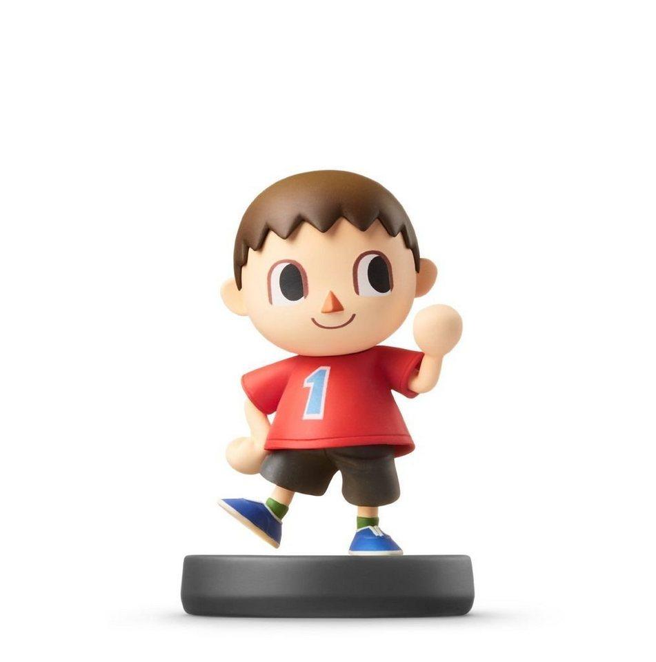 Nintendo Wii U - Spiel »amiibo Smash Villager«