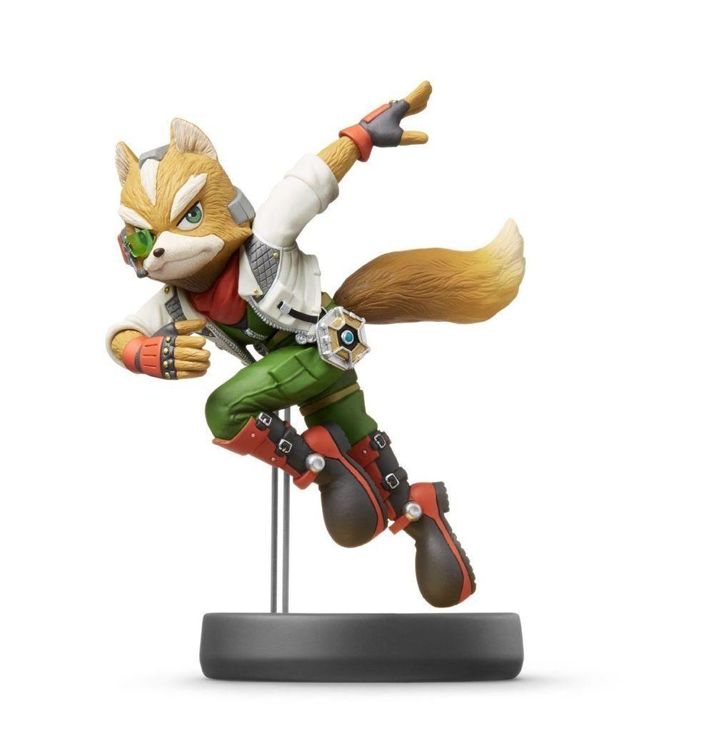 Nintendo Wii U - Spiel »amiibo Smash Fox«