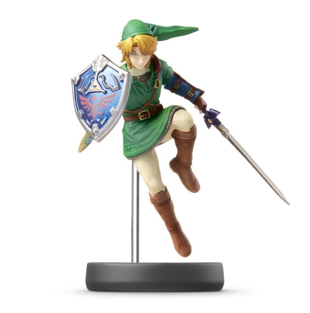 Nintendo Wii U - Spiel »amiibo Smash Link«