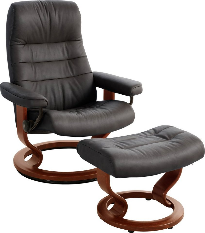 Relaxsessel stressless  Stressless® Set: Relaxsessel mit Hocker »Opal« mit Classic Base ...