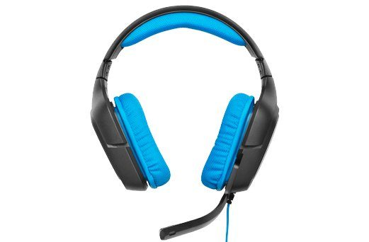 Logitech Games Gaming-Headset »G430 Surround Sound 7.1 - 981-000537«