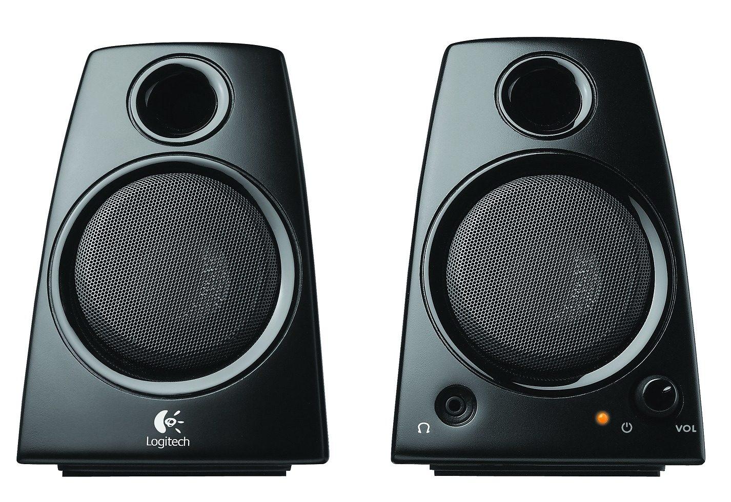 Logitech Lautsprecher »Speakers Z130 2.0 PC-Lautsprecher«