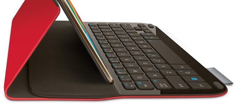 Logitech iPad Zubehör »Keyboard Folio Type S für Samsung«