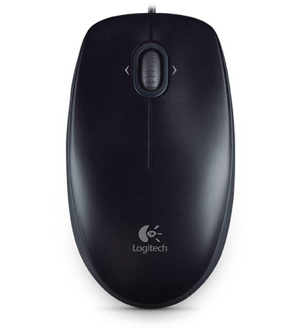 Logitech Maus »Mouse M100 Dark- 910-001604«