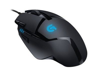 Logitech Games Gaming-Maus »G402 Hyperion Fury FPS Gaming Mouse - 910-004067«