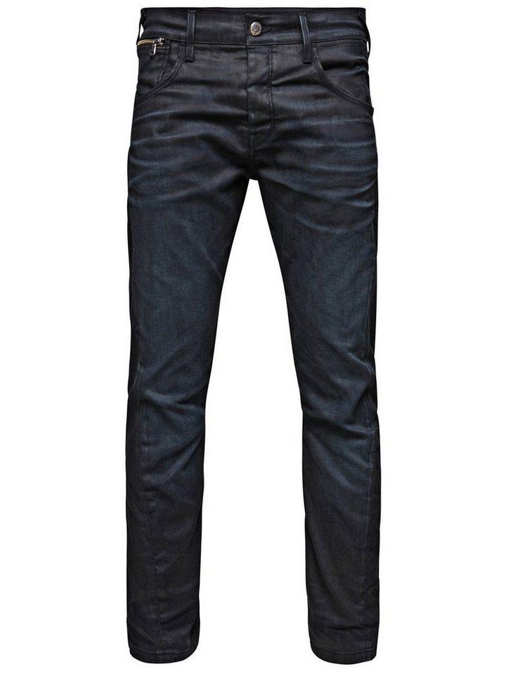Jack & Jones Nick Lab BL 343 Regular fit Jeans in Medium Blue Denim
