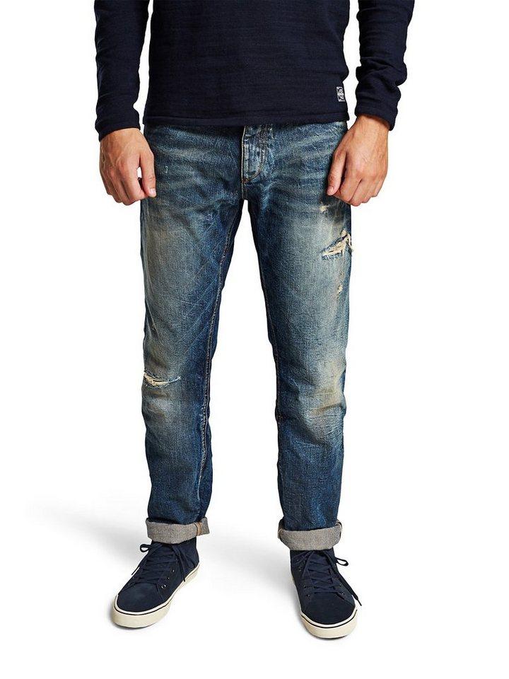 Jack & Jones Stan Original BL 083 Regular fit Jeans in Blue Denim