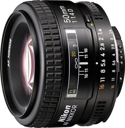 Nikon »NIKKOR 50 mm 1:1,4« Objektiv
