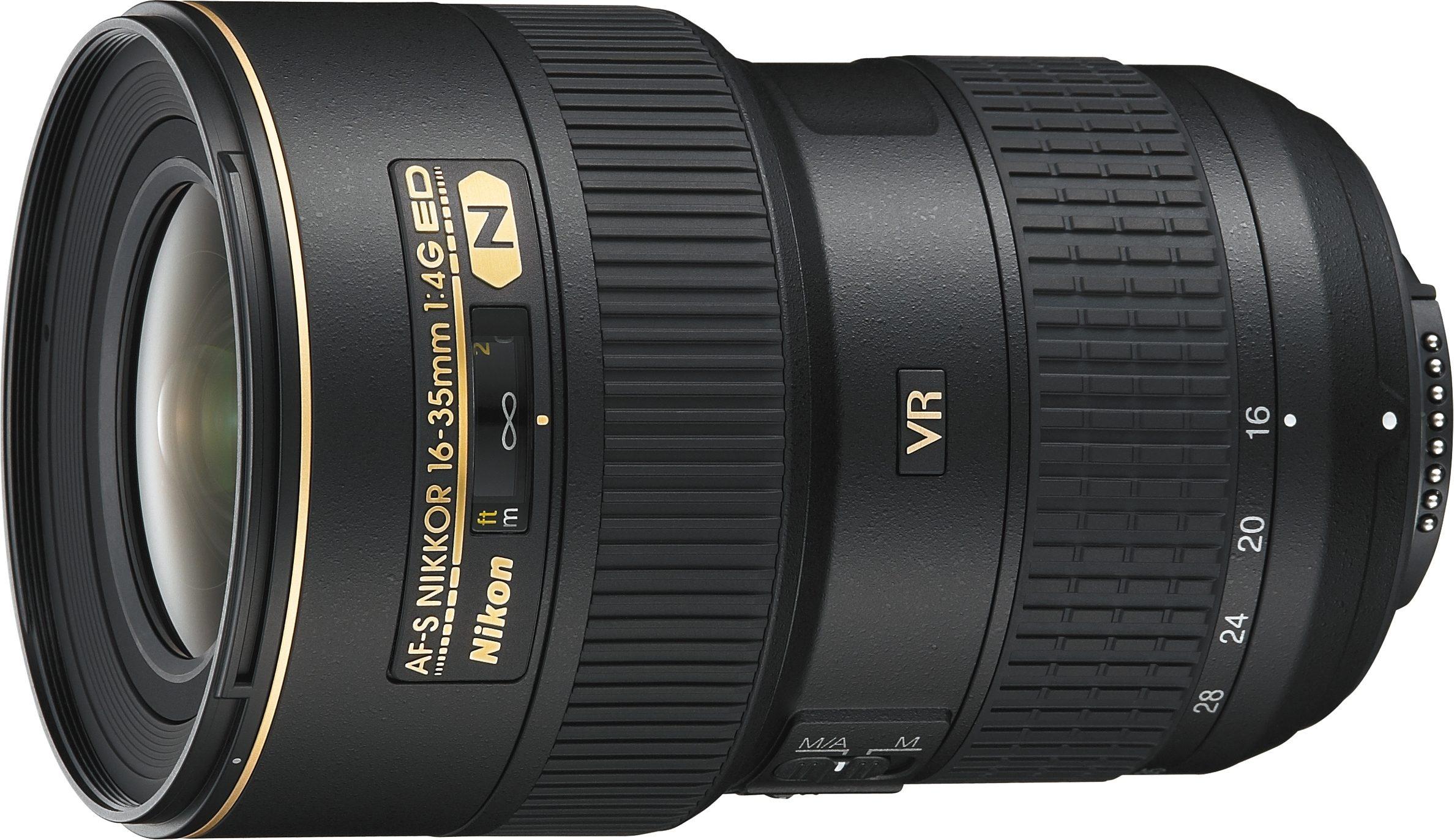 Nikon AF-S NIKKOR 16-35 MM 1:4G ED VR Ultraweitwinkel Objektiv