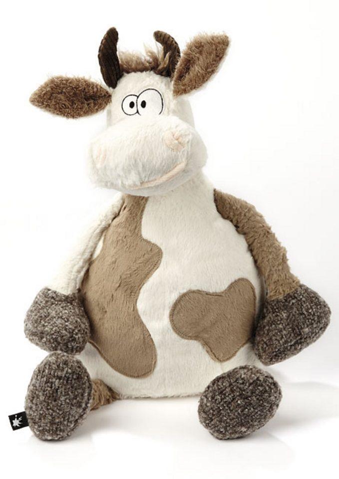 sigikid®, Plüschtier, »Beasts - Kuh, Helmar Milkbar«