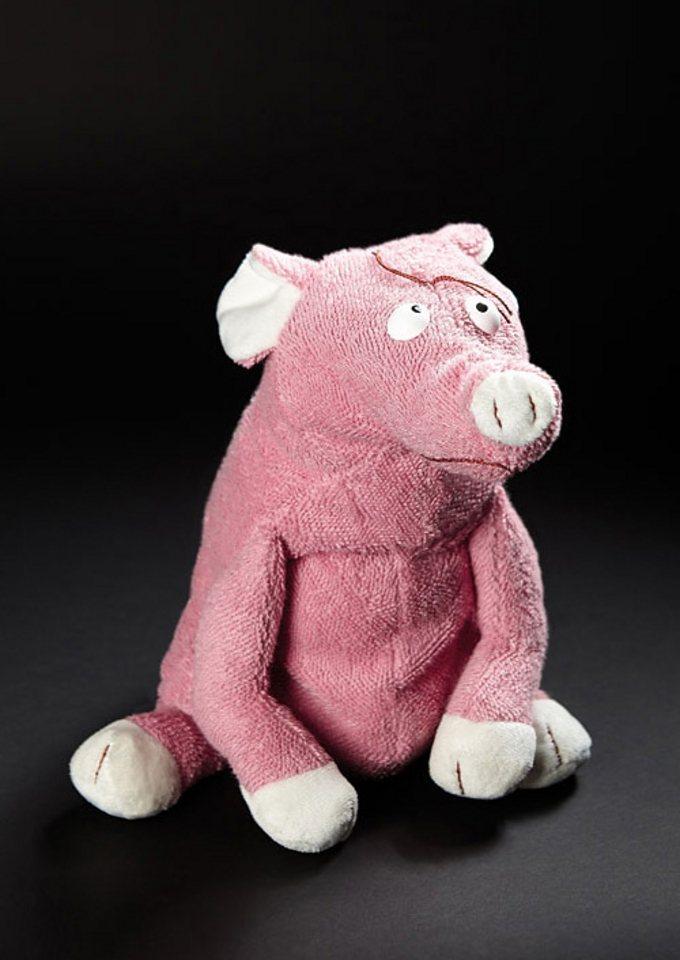 sigikid®, Plüschtier, »Beasts - Schwein, Karriere Sau«