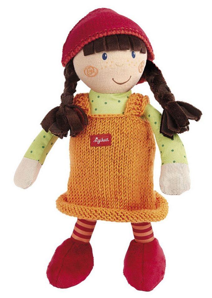 sigikid®, Puppe mit Strickkleid