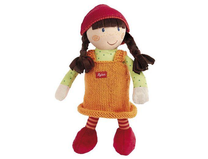 Puppe mit Strickkleid, sigikid®