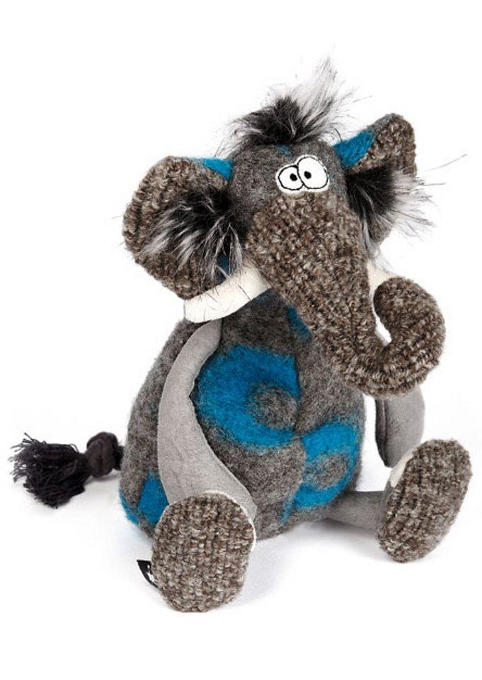 Plüschtier, »Beasts - Elefant, Pocken Paule«,36 cm, sigikid®