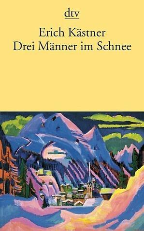 Broschiertes Buch »Drei Männer im Schnee«