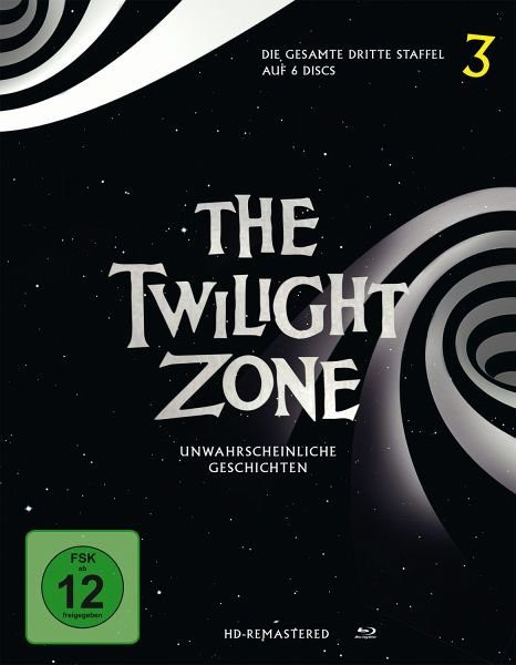 Blu-ray »The Twilight Zone - Die gesamte dritte Staffel...«