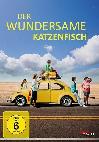 DVD »Der wundersame Katzenfisch (OmU)«