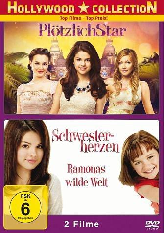 DVD »Plötzlich Star! / Schwesterherzen - Ramonas...«