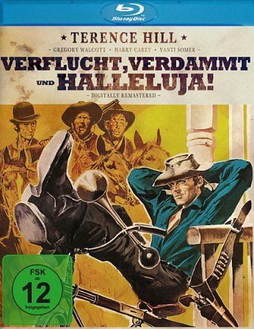 Blu-ray »Verflucht, verdammt und Halleluja!«