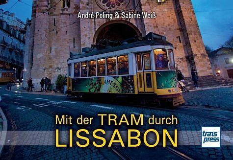Gebundenes Buch »Mit der Tram durch Lissabon«