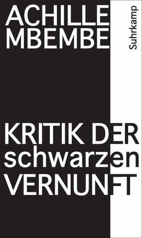 Gebundenes Buch »Kritik der schwarzen Vernunft«