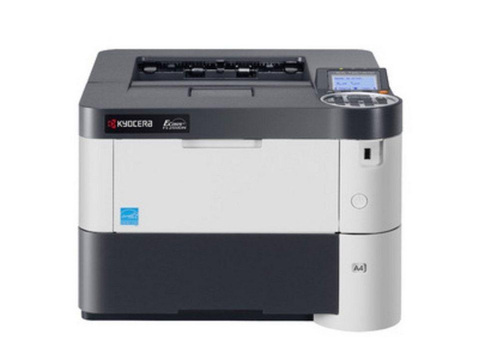 Kyocera Monolaser-Drucker »FS-2100DN/KL3« in Grau