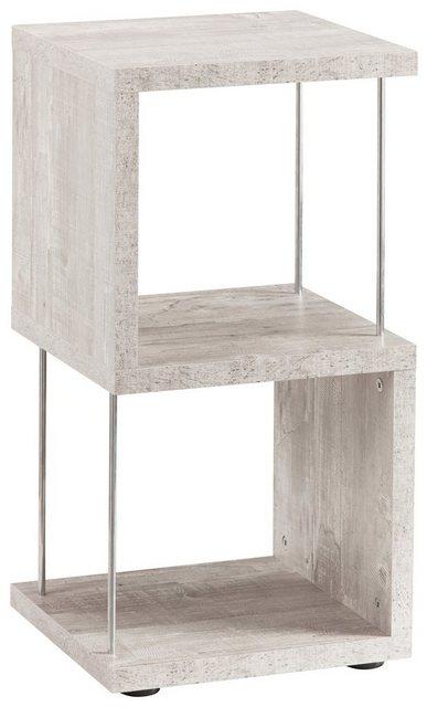 Küchenregale - Standregal »Luna«, 33 cm Breite, mit 2 Fächern  - Onlineshop OTTO