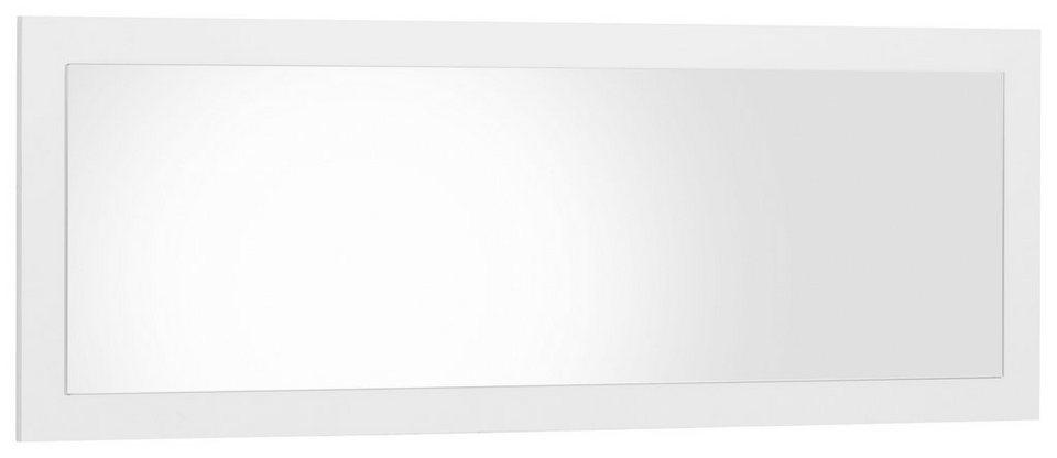 Spiegel »Tallin« in weiß matt