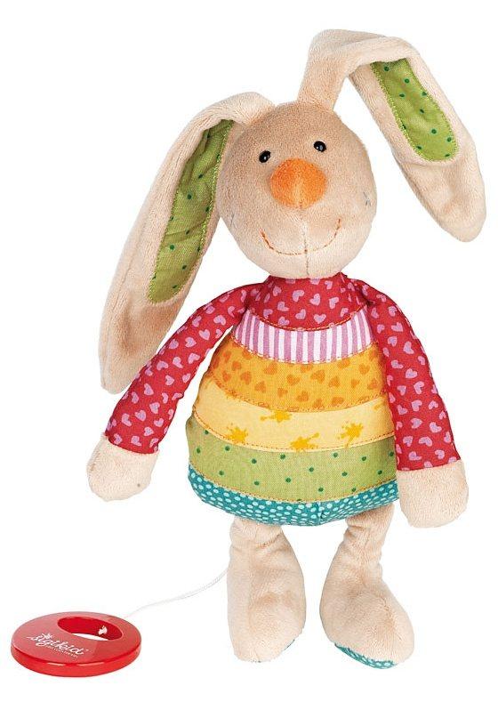 Spieluhr, »Rainbow Rabbit«, sigikid®