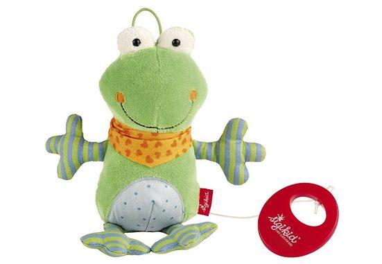 Sigikid Spieluhr »Frosch«