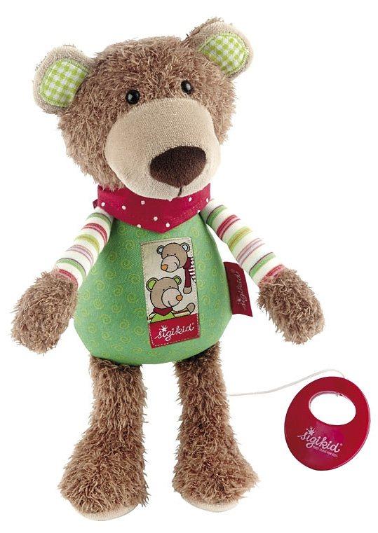 Spieluhr, »Wild an Berry Bears«, sigikid®