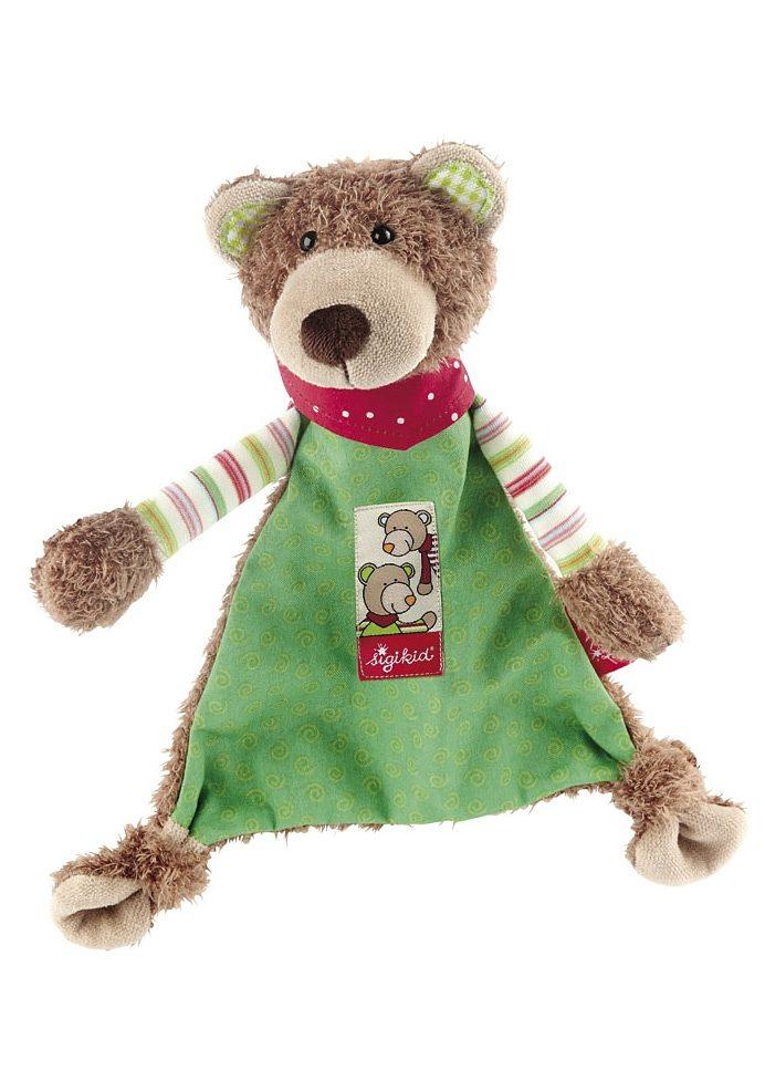 Schnuffeltuch, »Wild and Berry Bears«, sigikid®