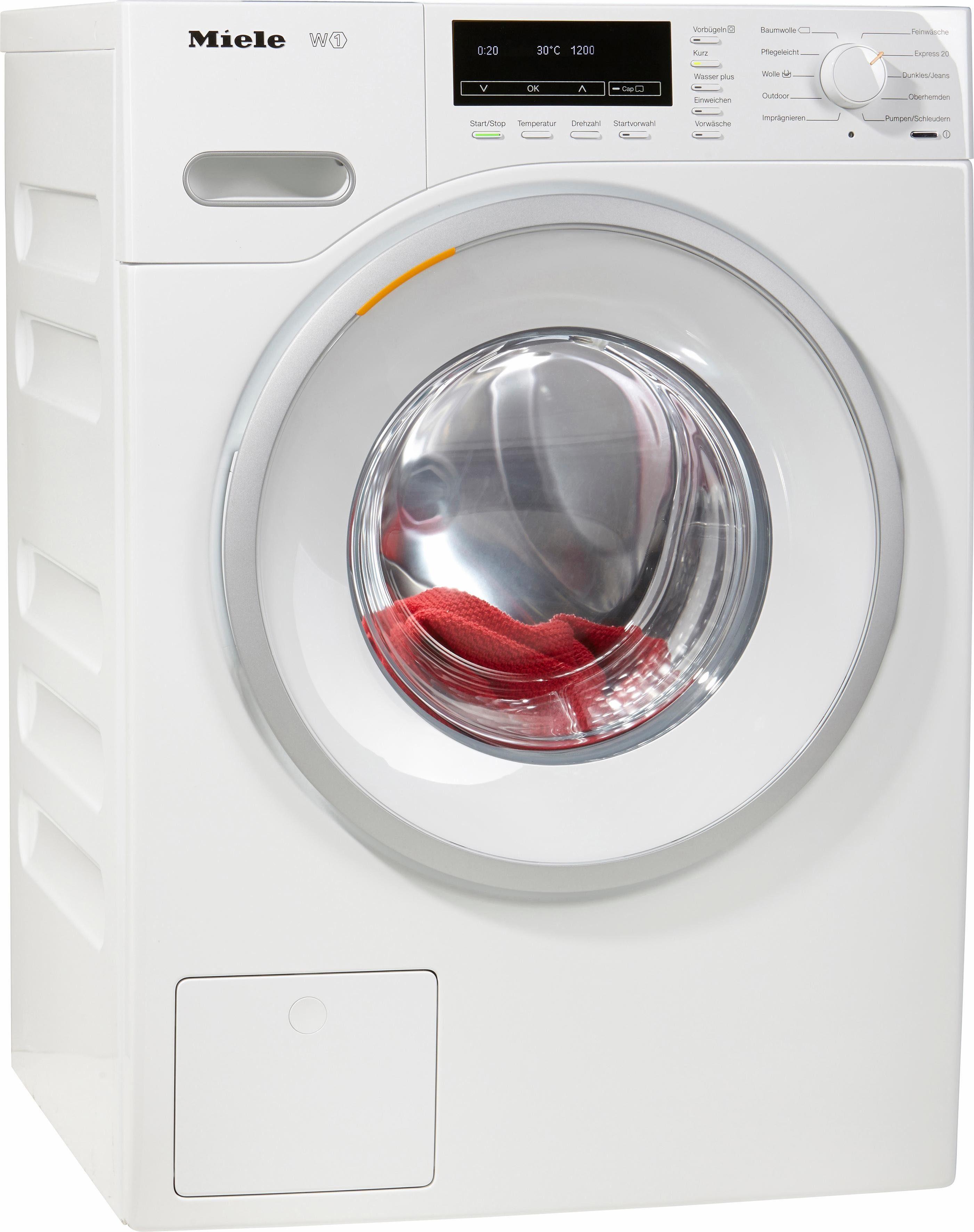 MIELE Waschmaschine WMB 120 WPS, A+++, 8 kg, 1600 U/Min