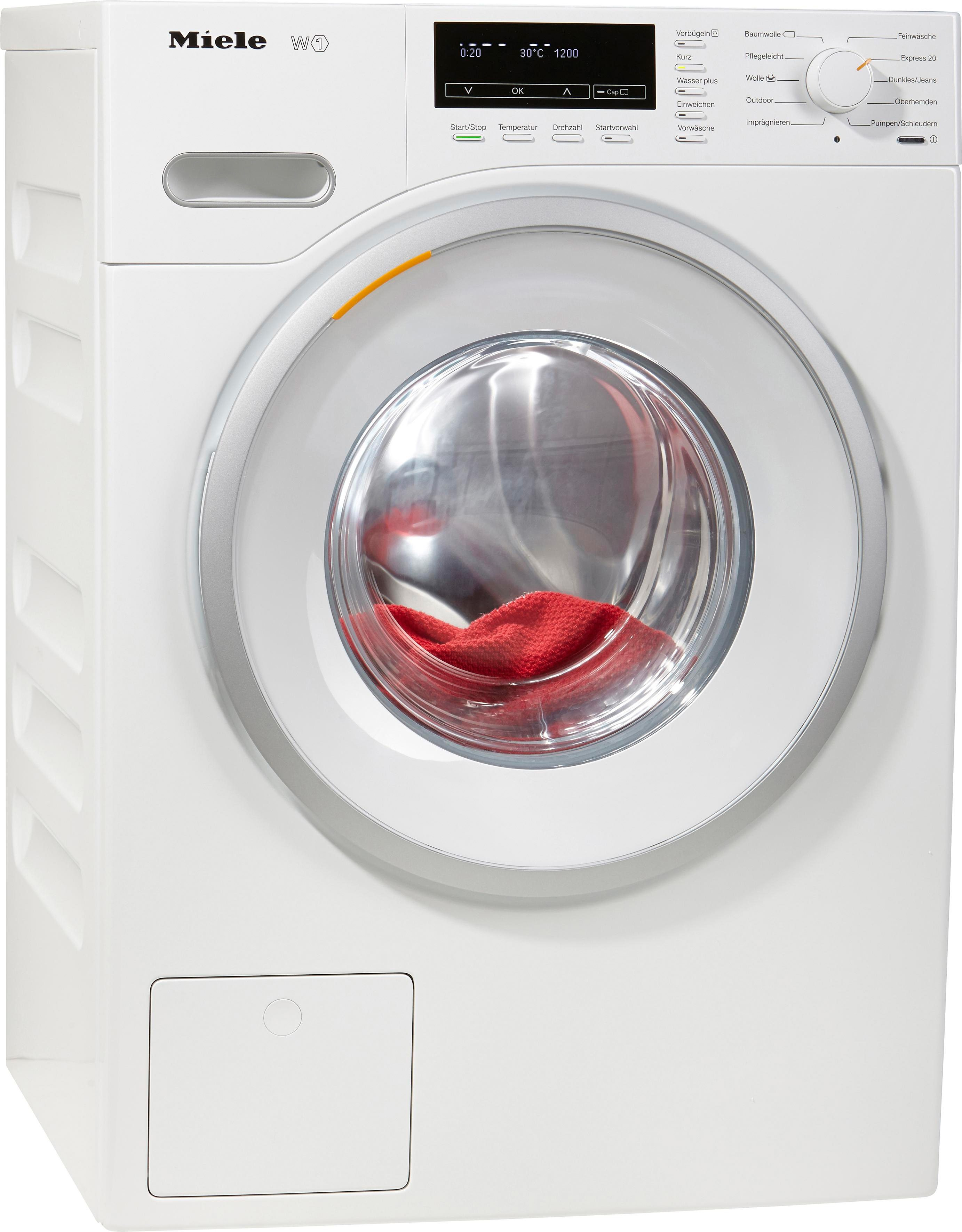 Miele Waschmaschine WMB 120 WCS, 8 kg, 1600 U/Min