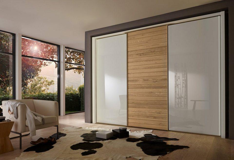 wiemann schwebet renschrank kentucky mit glasfronten in 2 breiten online kaufen otto. Black Bedroom Furniture Sets. Home Design Ideas