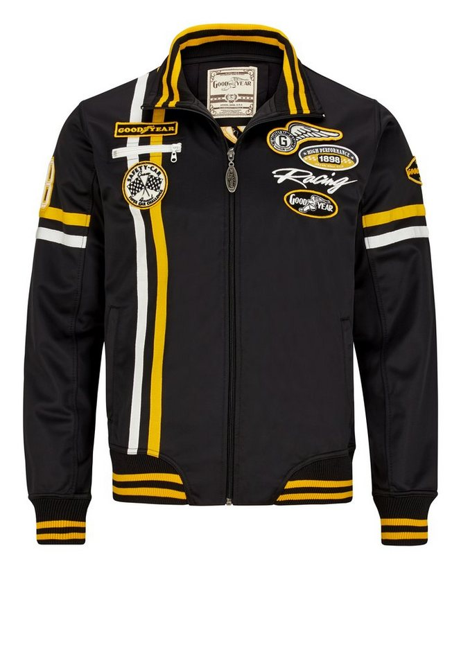 Goodyear Jacke »CHATTANOOGA« in Black