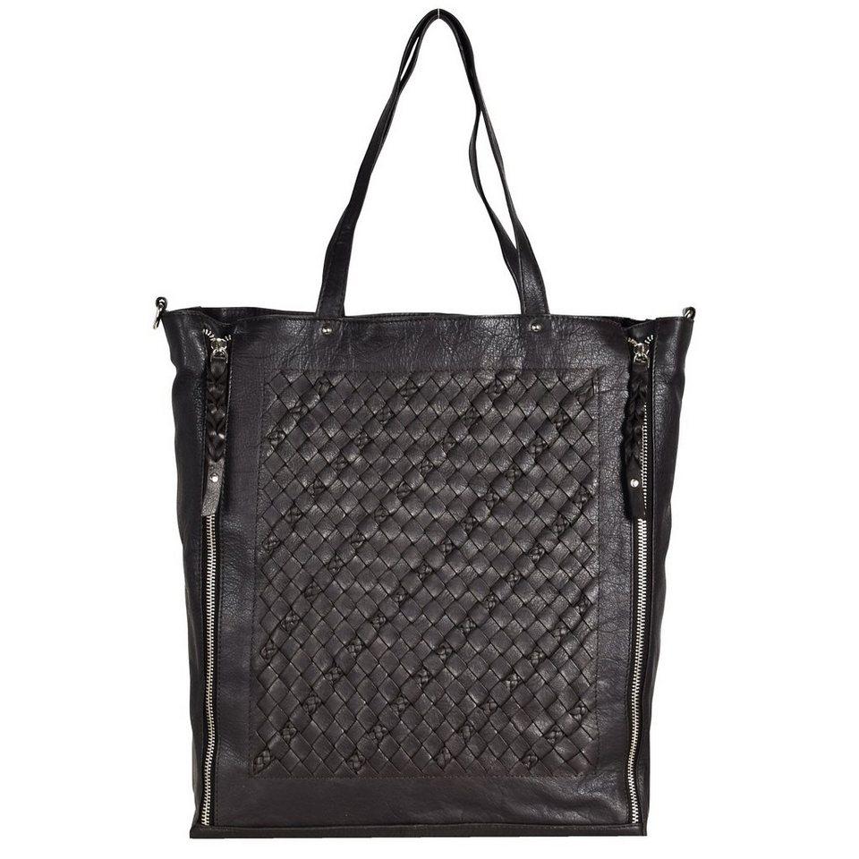 maestro damen shopper tasche leder 35 cm kaufen otto. Black Bedroom Furniture Sets. Home Design Ideas