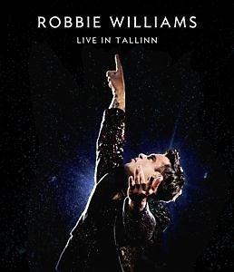 Blu-ray »Robbie Williams - Live In Tallinn«
