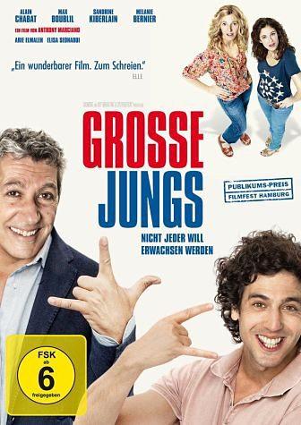 DVD »Große Jungs«