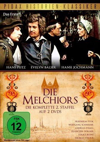 DVD »Die Melchiors - Die komplette 2. Staffel (2...«