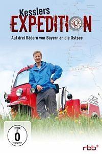 DVD »Kesslers Expedition - Auf drei Rädern von...«