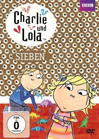 DVD »Charlie und Lola - Sieben«