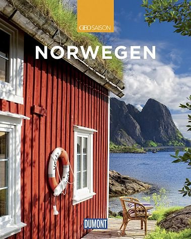Gebundenes Buch »DuMont Reise-Bildband Norwegen«