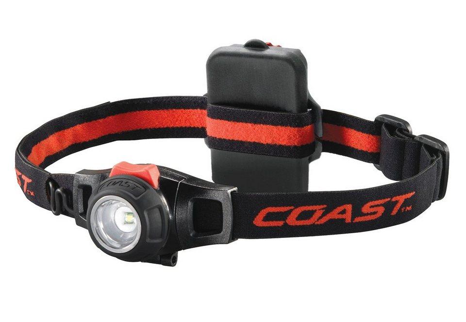 LED Stirnlampe, »Coast HL7«, COAST in schwarz