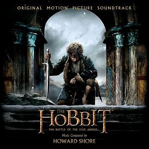 Audio CD »Howard Shore: The Hobbit: The Battle Of The...«
