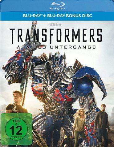 Blu-ray »Transformers 4 - Ära des Untergangs (Blu-ray)«